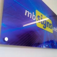 mb Signs Signage
