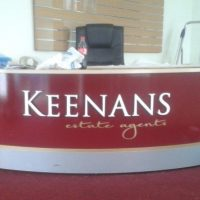 Keenans Signage