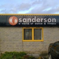 Sanderson Signage